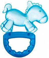 Погремушка-грызунок Конек (голубая), Canpol babies (74/018-2)