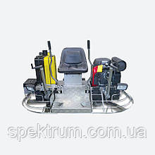 Двухроторная затирочная машина Spektrum SZMD-900 (Honda GX690), вес 315 кг