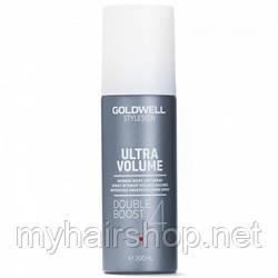Cпрей для придания прикорневого объема Goldwell StyleSign Volume Double Boost  200 ml