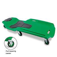 Лежак автослесаря подкатной пластиковый Pro-Series, фото 1