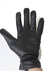 Перчатки из кожи подросток мужские Felix Большие 10M-024s3, фото 3