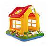 Детский надувной бассейн Intex 142x117х122 cм  (57429), фото 2