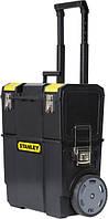 """Ящик для инструментов на колесах, двухсекционный """"Mobile WorkCenter"""" 2 В 1 STANLEY 1-70-327"""