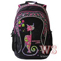 Школьный модный рюкзак для девочки
