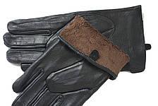 Перчатки из кожи подросток мужские Felix СРЕДНИЕ 15M-038s2, фото 3