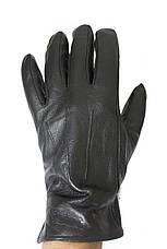 Перчатки из кожи подросток мужские Felix Маленькие 15M-038s1, фото 3