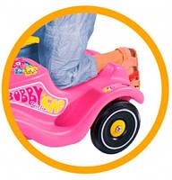 Машинка-каталка Классика для девочек, BIG, Bobby-Car (005 6029)