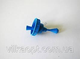 Насадка-рукомойник пластмассовый, для бутылок с узким и широким горлышком