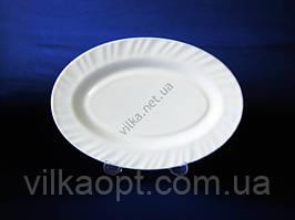 Блюдо овальное стеклокерамика 30,5 см XYP-120 (2 шт) ( 24 шт)