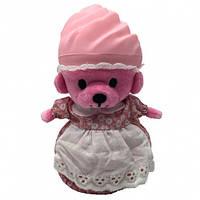 Медвежонок Клубничный сорбет с ароматом клубники, Cupcake Surprise (1610033-9)