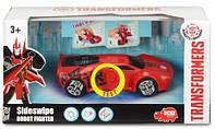 Автомобиль-трансформер Сайдсвайп (свет, звук), Dickie Toys (311 3001)