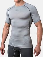 Компрессионная футболка Peresvit Air Motion Short Sleeve Heather Grey