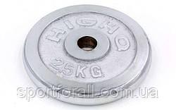 Блины (диски) хромированные d-30мм ТА-1451
