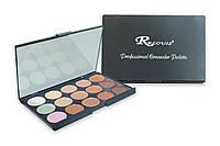 Палитра консилеров (корректоров) Relouis 15 Colors, P15