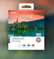 Комплект светофильтров Cokin Creative 3 Landscape Kit (GND 121S, 123S, 125S)