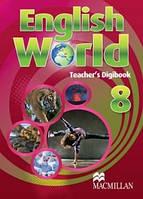 English World 8 Teacher's Digibook DVD-ROM