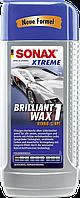 Полироль с воском для финишной полировки SONAX XTREME Brilliant Wax 1 Hybrid NPT 250 мл