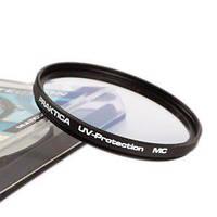 Светофильтр B+W Schneider Praktica UV MC Protector filter 72mm