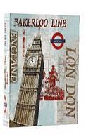 Книга - сейф Лондон 1019-9