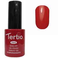Гель-лак Tertio №089 Красное вино 10 мл