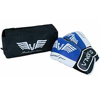 Боксерские перчатки V`Noks Lotta Blue10 ун
