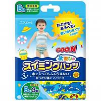 Трусики-подгузники для плавания, для мальчиков (12-20 кг, рост 80-100 см), GOO.N (853036)