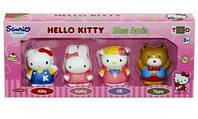 Китти и ее друзья (4 фигурки), Hello Kitty (290090)