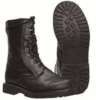 Кожаные ботинки, берцы немецкого десанта TSR MilTec 12812000