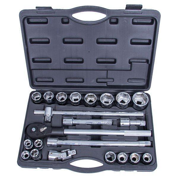 "Набор головок Alloid НГ-6023М (3/4"", 19-50 мм, 23 предмета)"