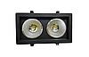 Карданный светодиодный светильник SC 36W Черный