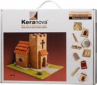 Конструктор из обожженной глины Детский набор 10, Keranova (30310)