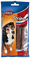 Лакомство Trixie Stripes для собак с говядиной, 100 г