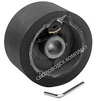 Круг шлифовочный  с натяжителем под наждак, р.130х70