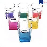 Набор стаканов низких Luminarc Sterling Rainbow 300 мл 6 шт.