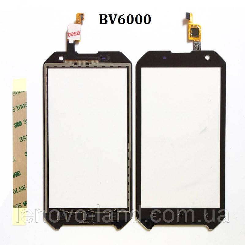 Сенсорный экран для Blackview BV6000 сенсор тачскрин