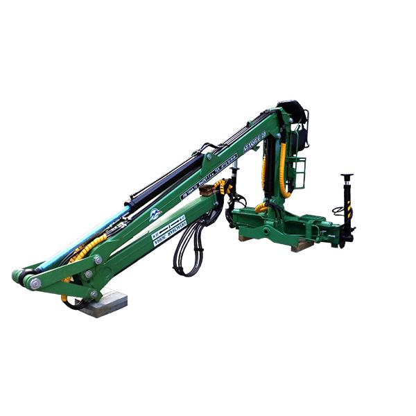 Гидроманипулятор для леса АТЛАНТ 100Z-01