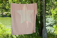 Полотенце-пештемаль пляжное North Star Throw Rose 130х170 Barine