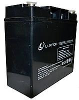 Аккумулятор Luxeon LX12-20MG 20Ah, мультигелевый (AGM) для ИБП, фото 1