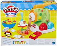 Машинка для лапши, набор с пластилином, Kitchen Creations, Play-Doh (B9013)
