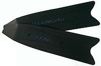Лопасти для ласт подводной охоты пластиковые Pelengas Black