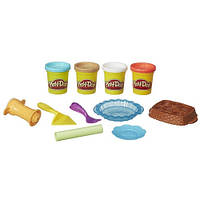 Ягодные тарталетки, набор для лепки, Play-Doh (B3398)