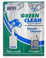 Швабры Green Clean SC-4060-1 вл+сух для полноразмерных сенсоров