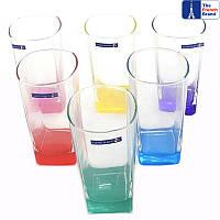 Набор стаканов высоких Luminarc Sterling Rainbow 330 мл 6 шт., фото 1