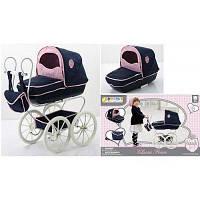 Детская коляска для куклы Hauck Classic Navy Германия, фото 1