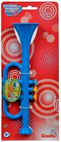 Труба Веселые ноты (27 см), Simba (683 4044)
