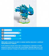 Интерактивная фигурка Warnado. Skylanders (с034470)