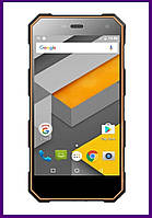 Смартфон Sigma Х-treme PQ24 1/8 GB (Black-orange). Гарантия в Украине!