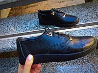Мягкие и комфортные туфли на низком ходу Roberto. Натуральная кожа, внутри кожа.Цвета в ассортименте.Р-р 36-40