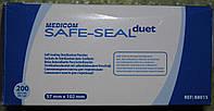 Самоклеющиеся пакеты для стерилизации 57х102мм Medicom