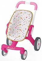 Коляска для прогулок Baby Nurse, для пупсов до 42 см, Smoby Toys (251223)